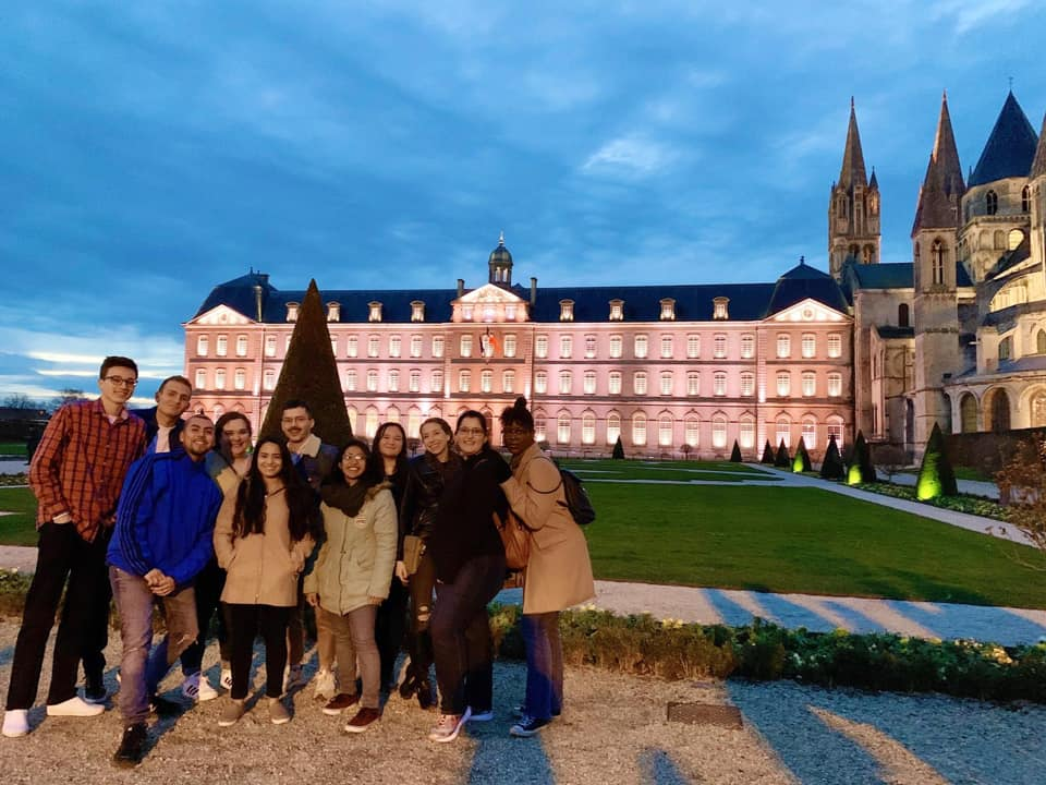 Students in a variety of FMU's International Programs have the opportunity to travel and learn all over the world.